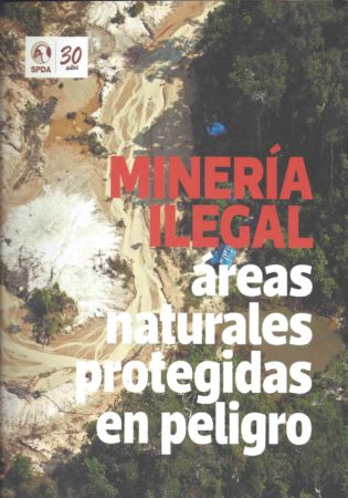 MIneria ilegal areas naturales