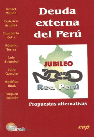 205_Deuda externa del Peru