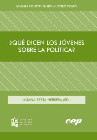 342_Que dicen los jovenes sobre politica