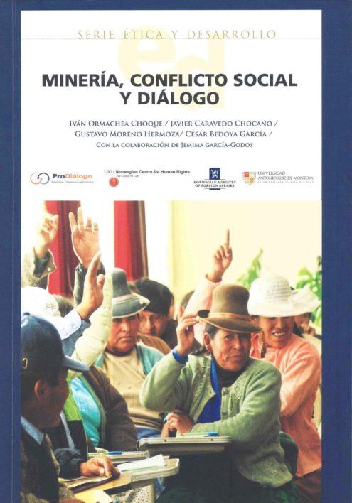 Mineria conflicto social