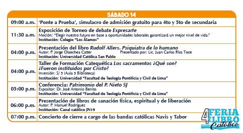 FeriaDelLibro_Sábado 14