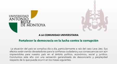 uarm defensa democracia