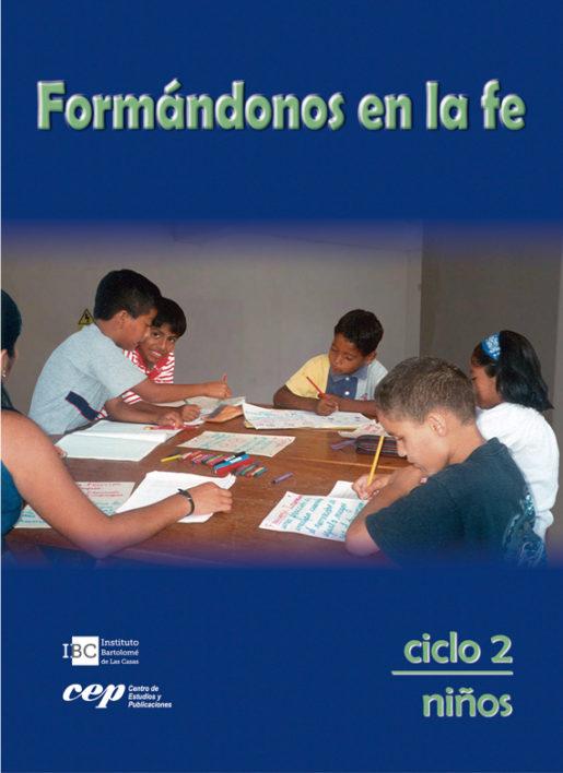Formandonos en la fe niños 2