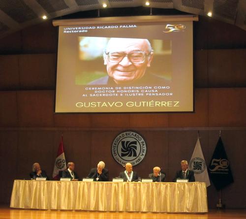 Gustavo Gutiérrez